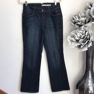 DKNY Soho Bootcut Jeans Sz 6